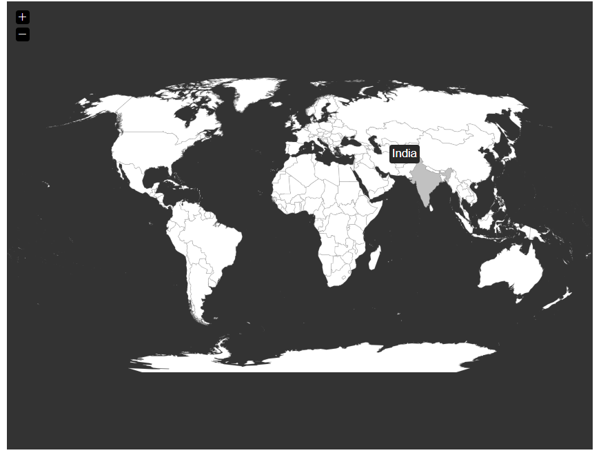 How to integrate IP2Location free World SVG Map into JQV map plugin